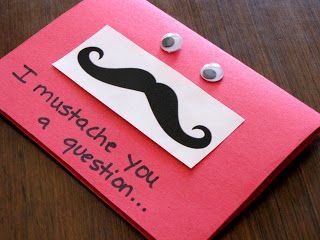 This Is Such A Cute Idea For A Homemade Valentine S Day Card Easy