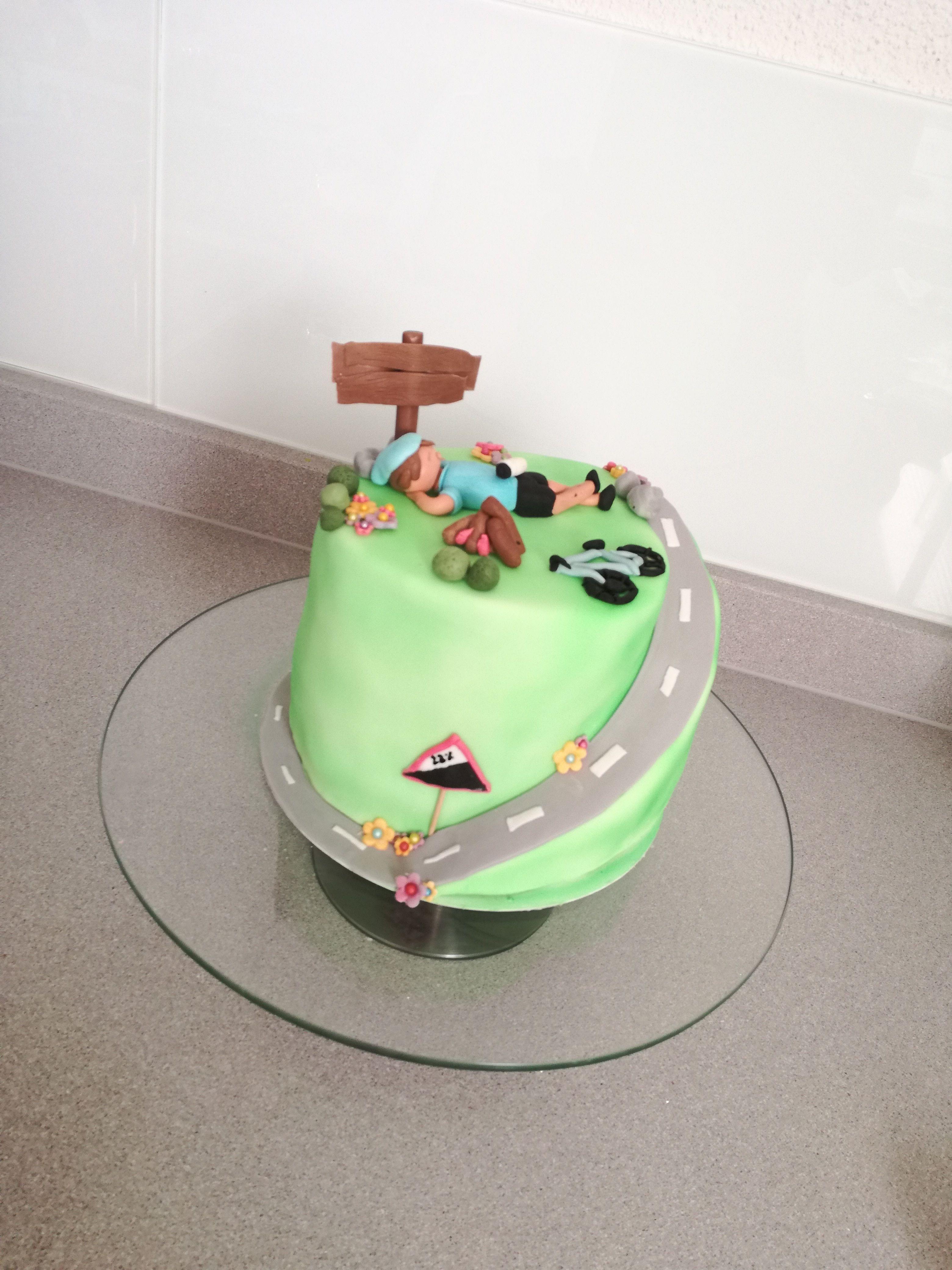 Fahrrad Torte Cake Pinterest Buttercream Cake Und Cake