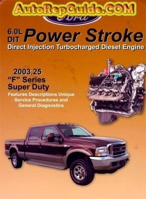 download free ford power stroke 6 0 l dit direct injection rh pinterest com F 150 Repair Manual Online F 150 Repair Manual Online