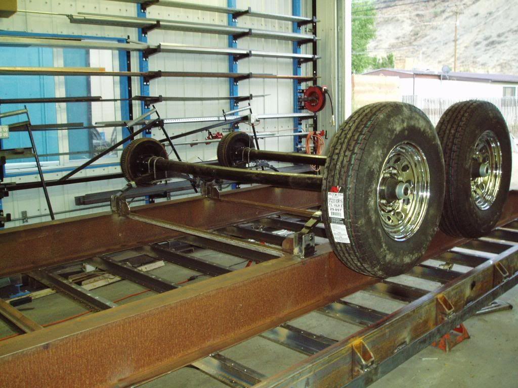 Gooseneck trailer plans miller welding discussion forums