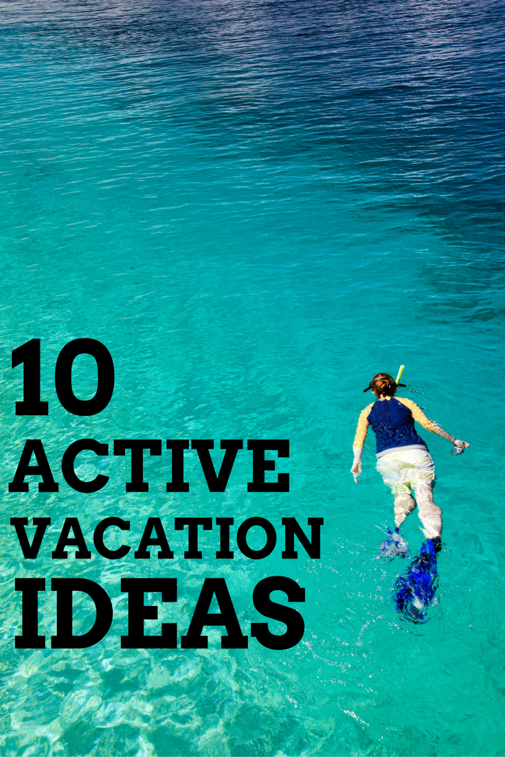 pictures Planning an Active Family Vacation