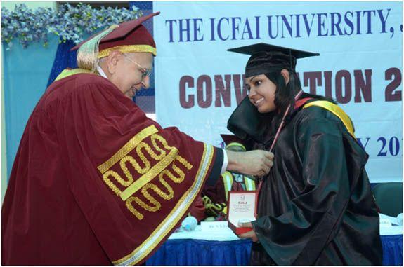 Convocation   The ICFAI University Jaipur