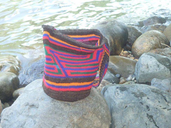 Wayuu Mochila bag Arhuaca