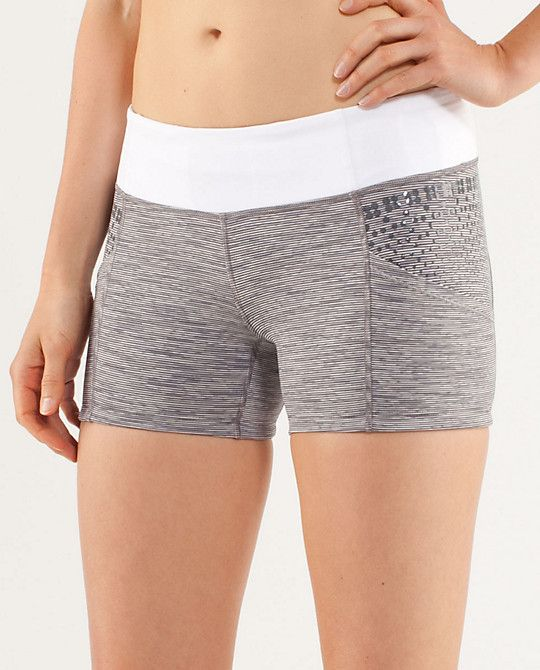 Spandex Shorts That Don't Ride Up!