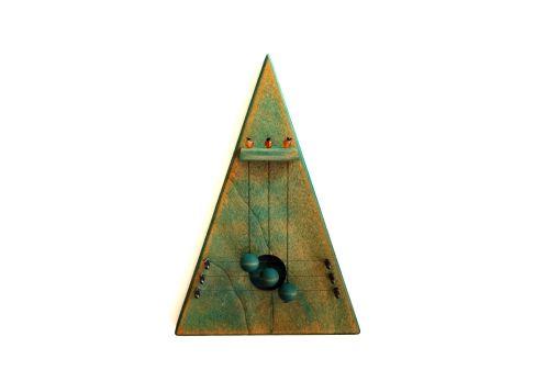 Door Harps Triangle Turquoise Harp Wood Projects Doors
