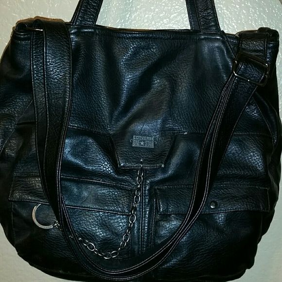 07ba05a3b810 Converse large purse Gently used. In good condition. Very clean Converse  Bags