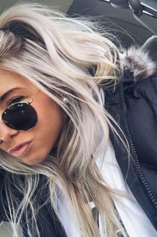 Pin By Tarah White On Hair Dyed Blonde Hair Platinum Blonde
