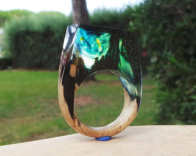 Image result for Company Creates Incredible Handcrafted Jewelry Inspired by Nature