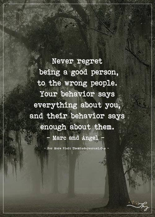 Being A Good Person Quotes Sayings Pinterest Quotes