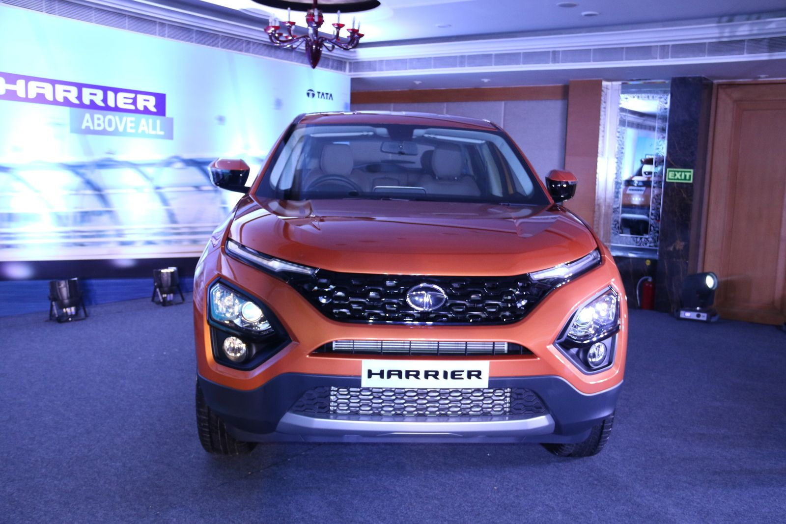 Tata Harrier SUV Car Prices and Features explained Suv