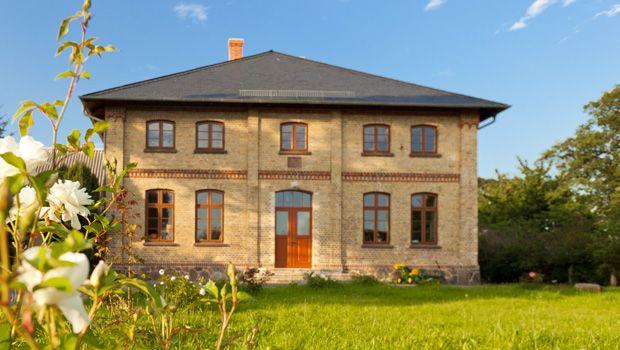 Mecklenburgische Seenplatte Gutshaus lexow, Ferienhaus