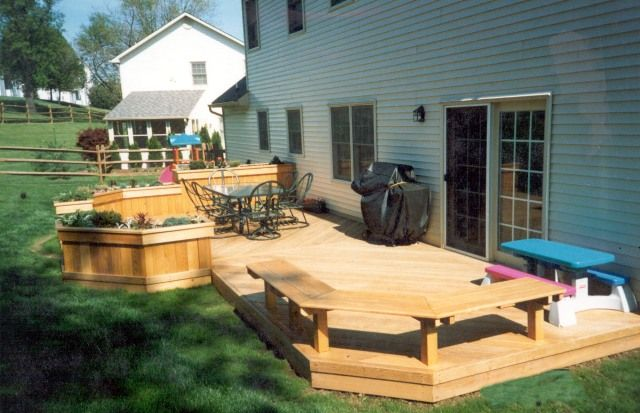 Deck Design Ideas backyard deck white wooden backyard design ideas backyard deck ideas Deck Ideas Deck Design Ideas For Indoor And Outdoor Deck Design For