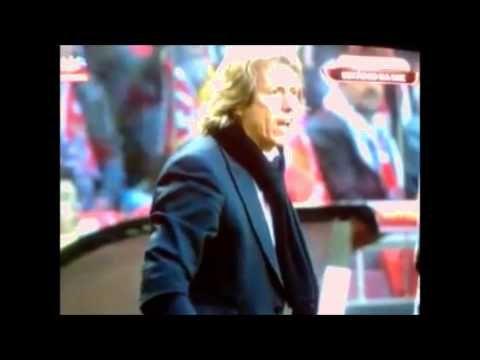 Humorista canta canção para o Benfica!! - http://www.jacaesta.com/humorista-canta-cancao-para-o-benfica/