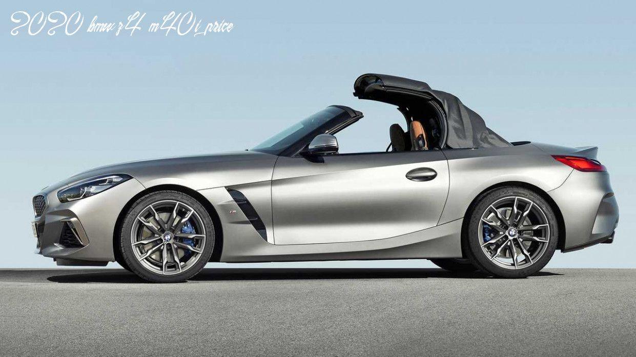 2020 Bmw Z4 M40i Price In 2020 Bmw Z4 Bmw Top Sports Cars
