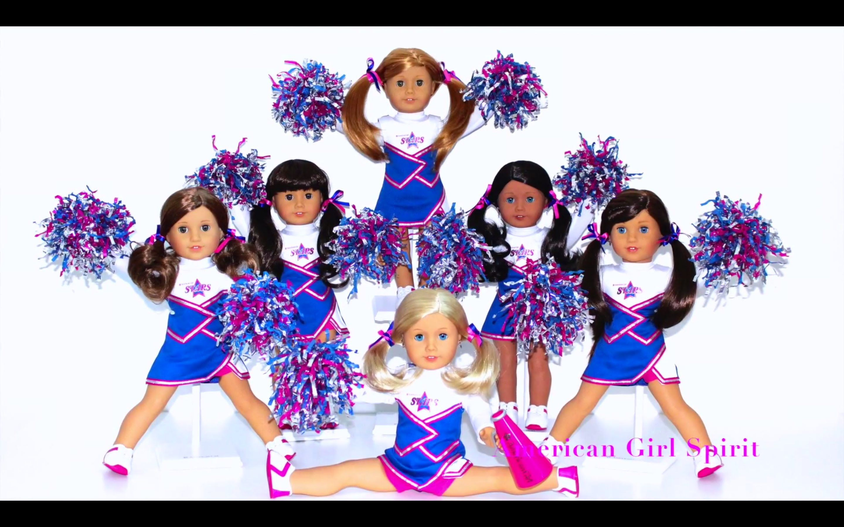 American Girl Doll Cheerleader Outfit - Google Search -9438