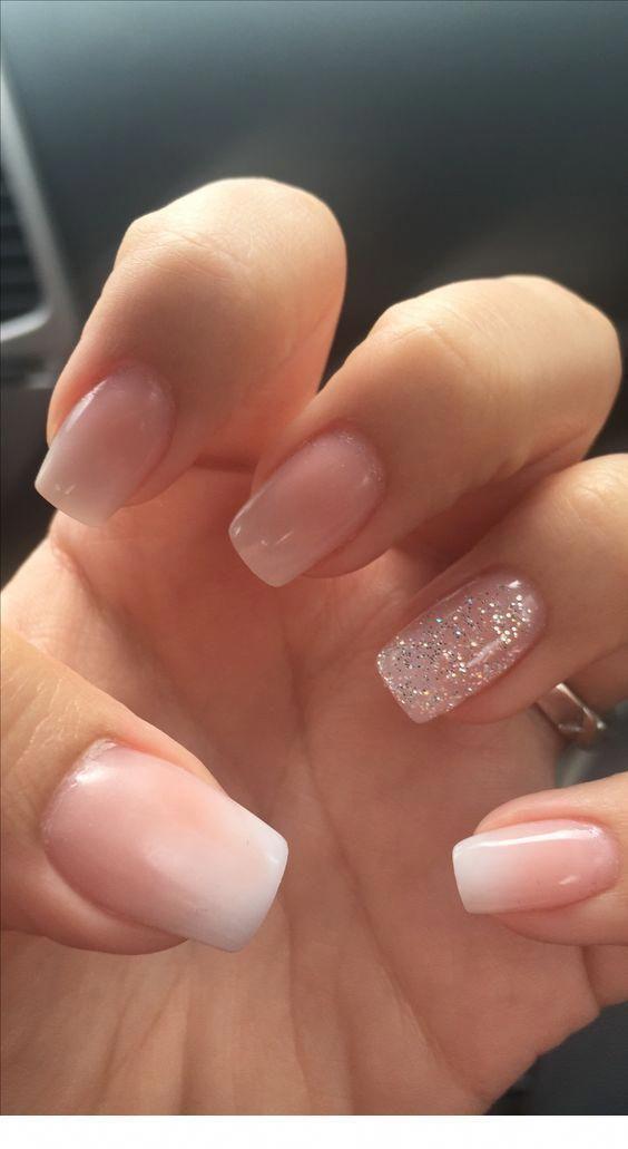 Inspirierende Nägel für das Arbeitsbüro Inspirierende Damen – # Ladies #Inspiring …