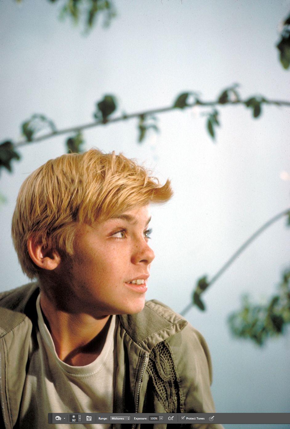 Luke Halpin As 39 Sandy Ricks 39 In Flipper 1964 67 Nbc