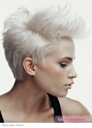 Amazing 1000 Images About Hair On Pinterest Michelle Williams Pixie Short Hairstyles Gunalazisus