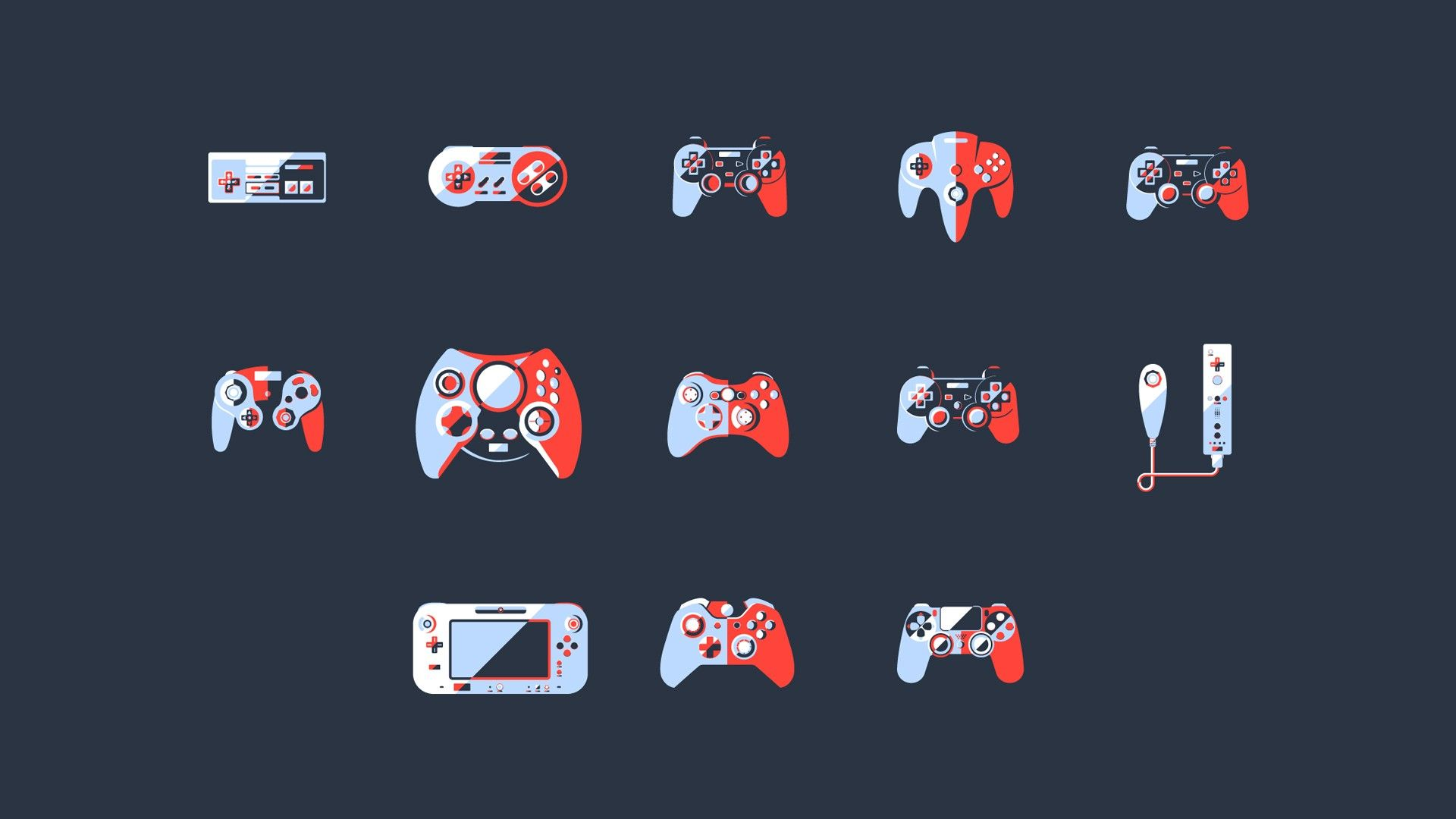 Video Games Controllers Simple Background Playstation Xbox Nintendo Entertainment Syst Retro Games Wallpaper Gaming Wallpapers Video Game Controller