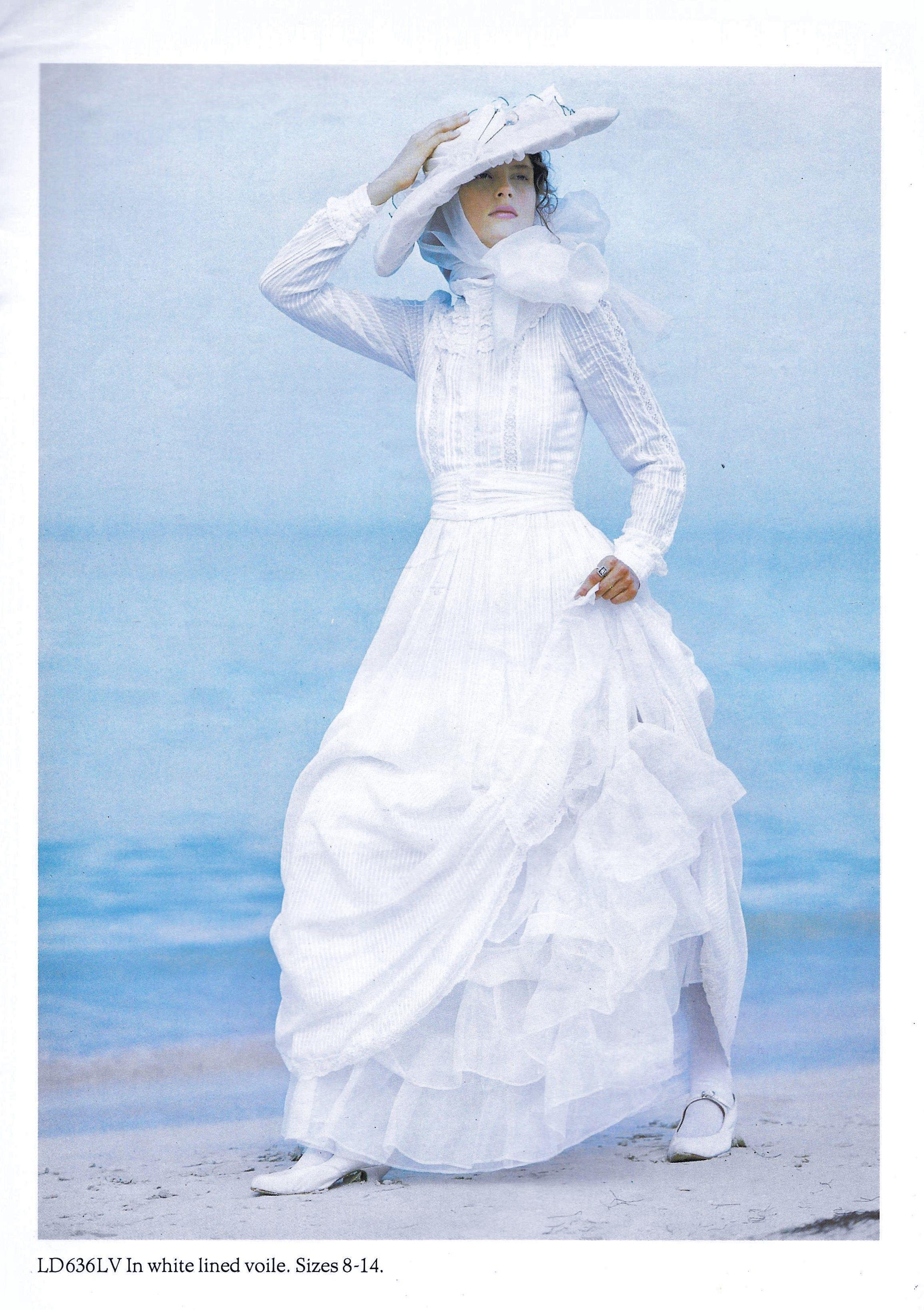 Laura Ashley Bridal Collection Ca 1983 84 Laura Ashley Vintage Dress Laura Ashley Dress Laura Ashley Fashion