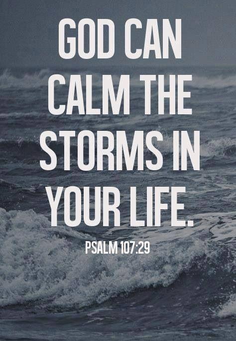 psalm 107:29