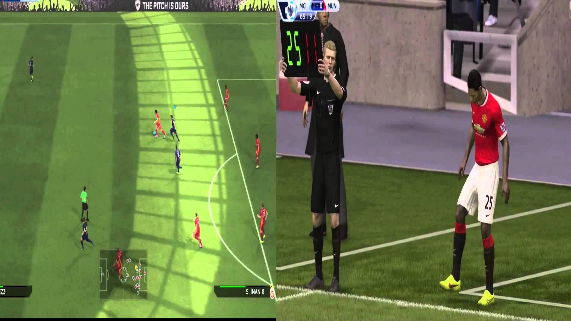 Fifa 15 Ps3 Vs Ps4