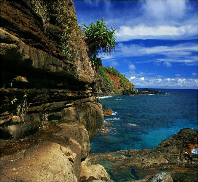 Pitcairn Islands Islands Wallis Futuna Is New Caledonia - Pitcairn island one beautiful places earth