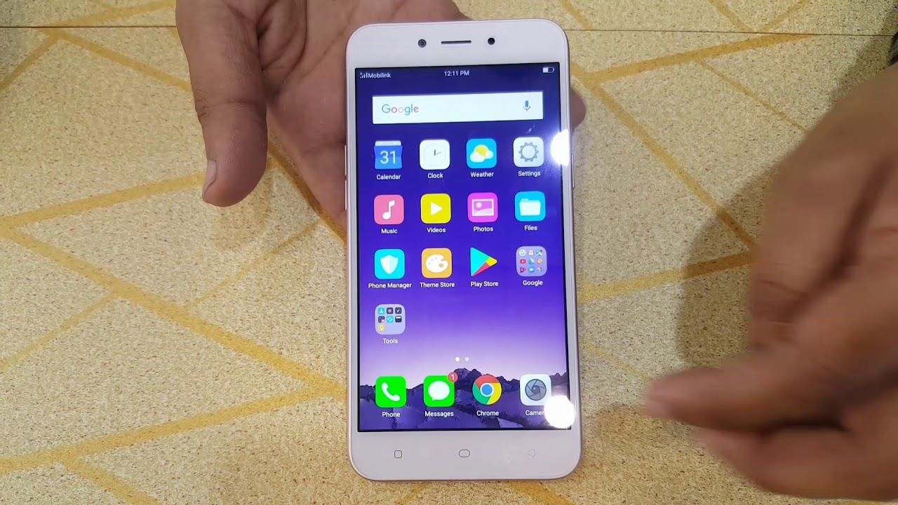 How To OFF OPPO A71auto rotation & feedback vibration | OPPO