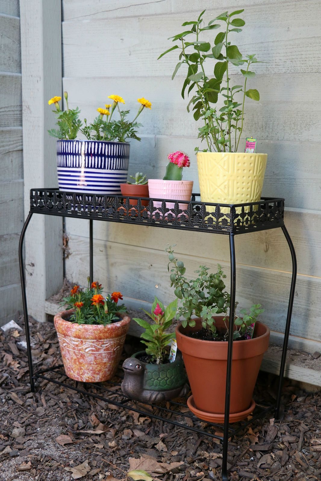 How to Create a Small Beautiful Patio Garden on a Budget ...