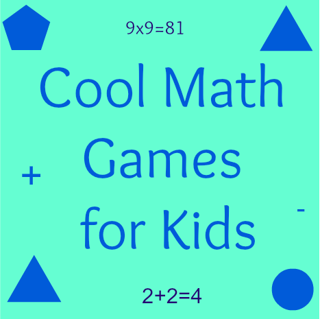 Cool Math Games For Kids - My Kids Guide | Play online