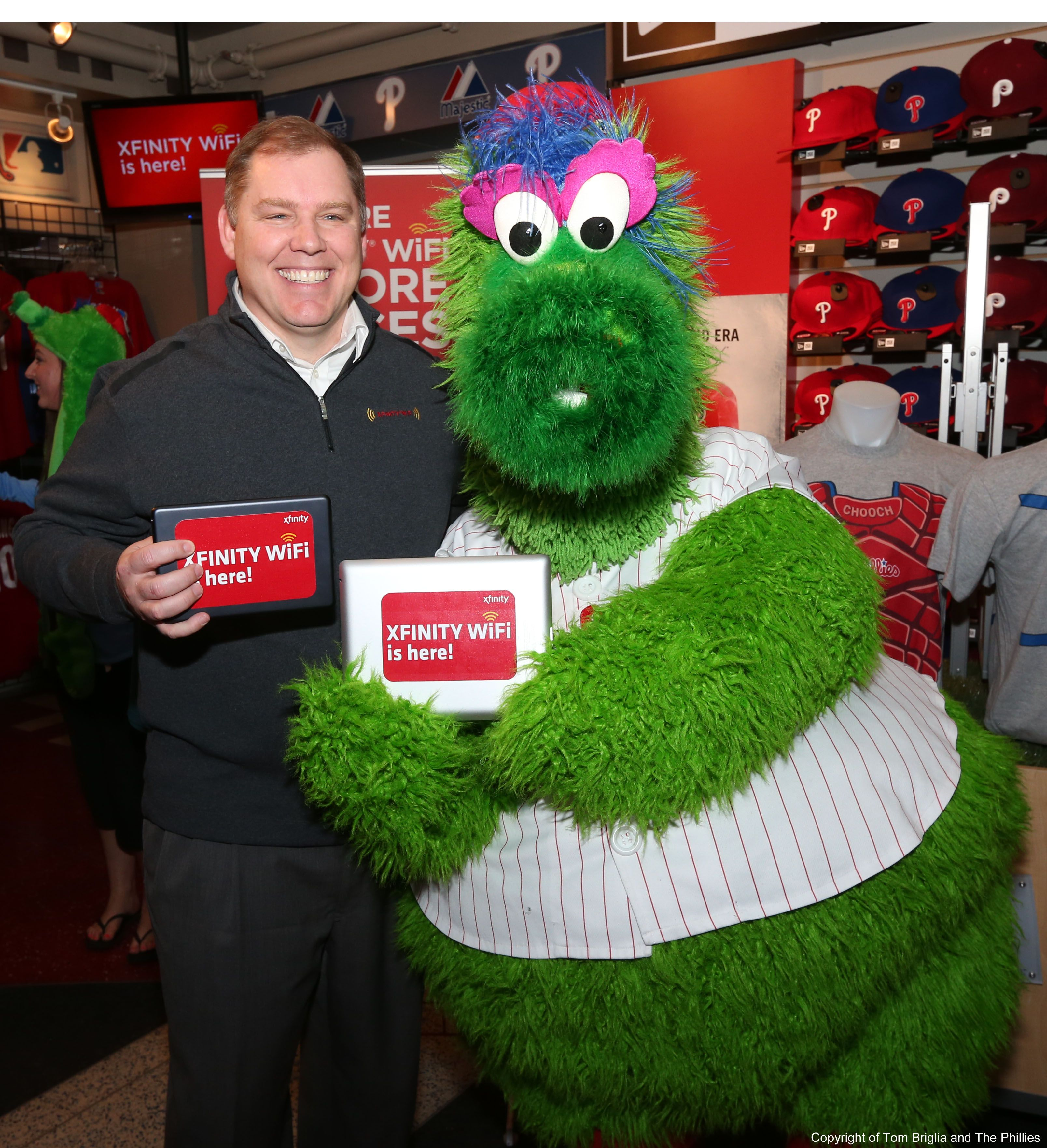 What's Hot This Season at Citizens Bank Park, Home of the