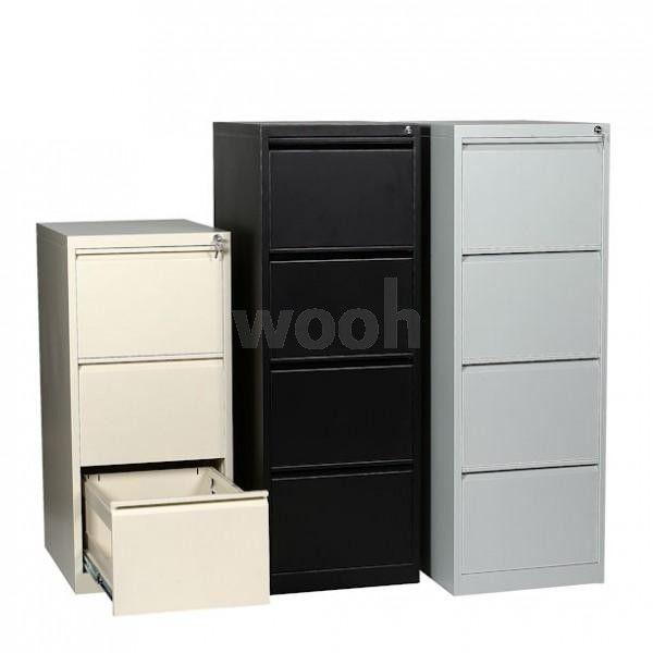 Classeur tiroirs alu Bisley Wooh Store Rangement et mobilier