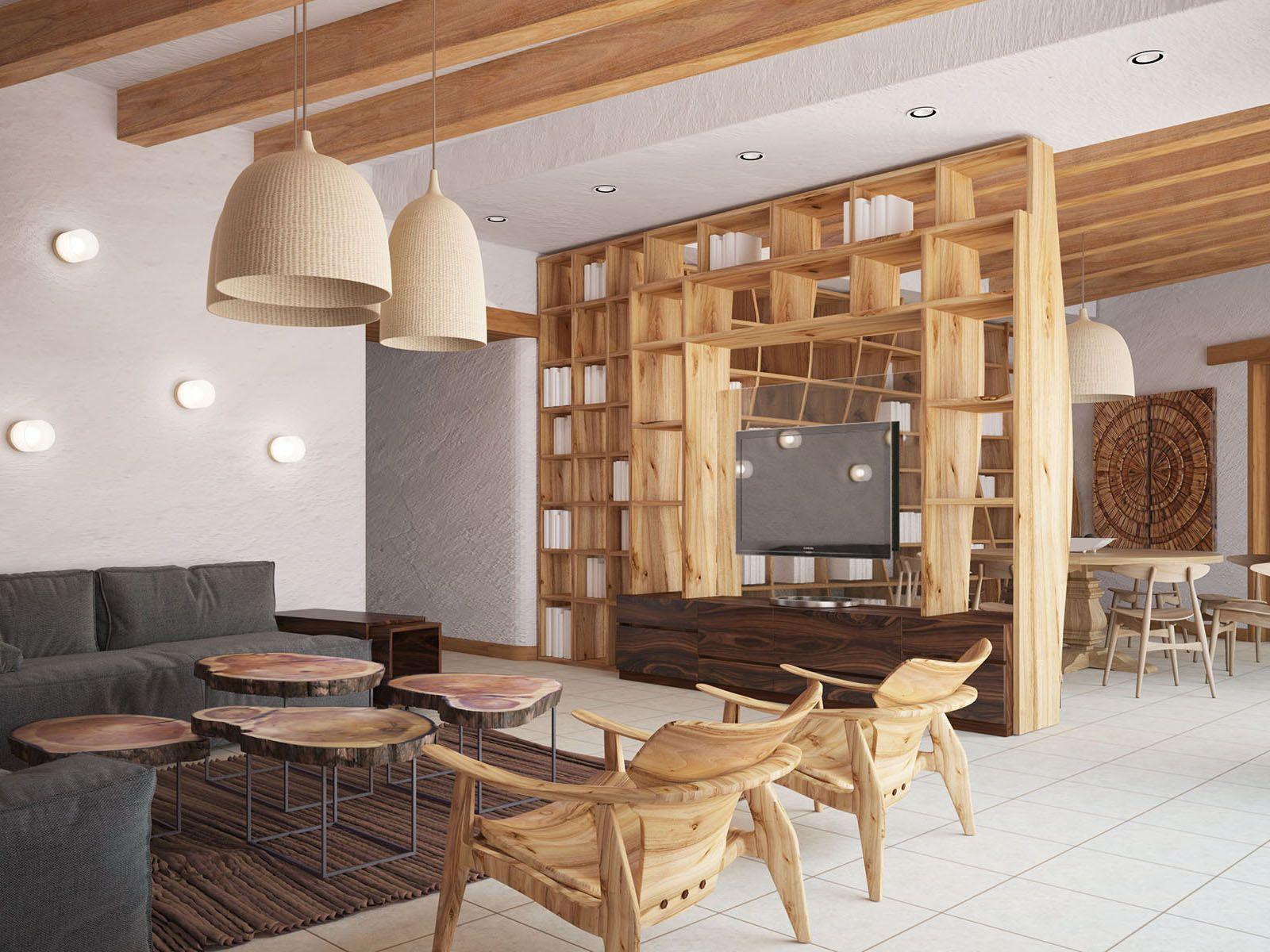 Mexican House Interior Design Tt Studiott Studio_interior Design