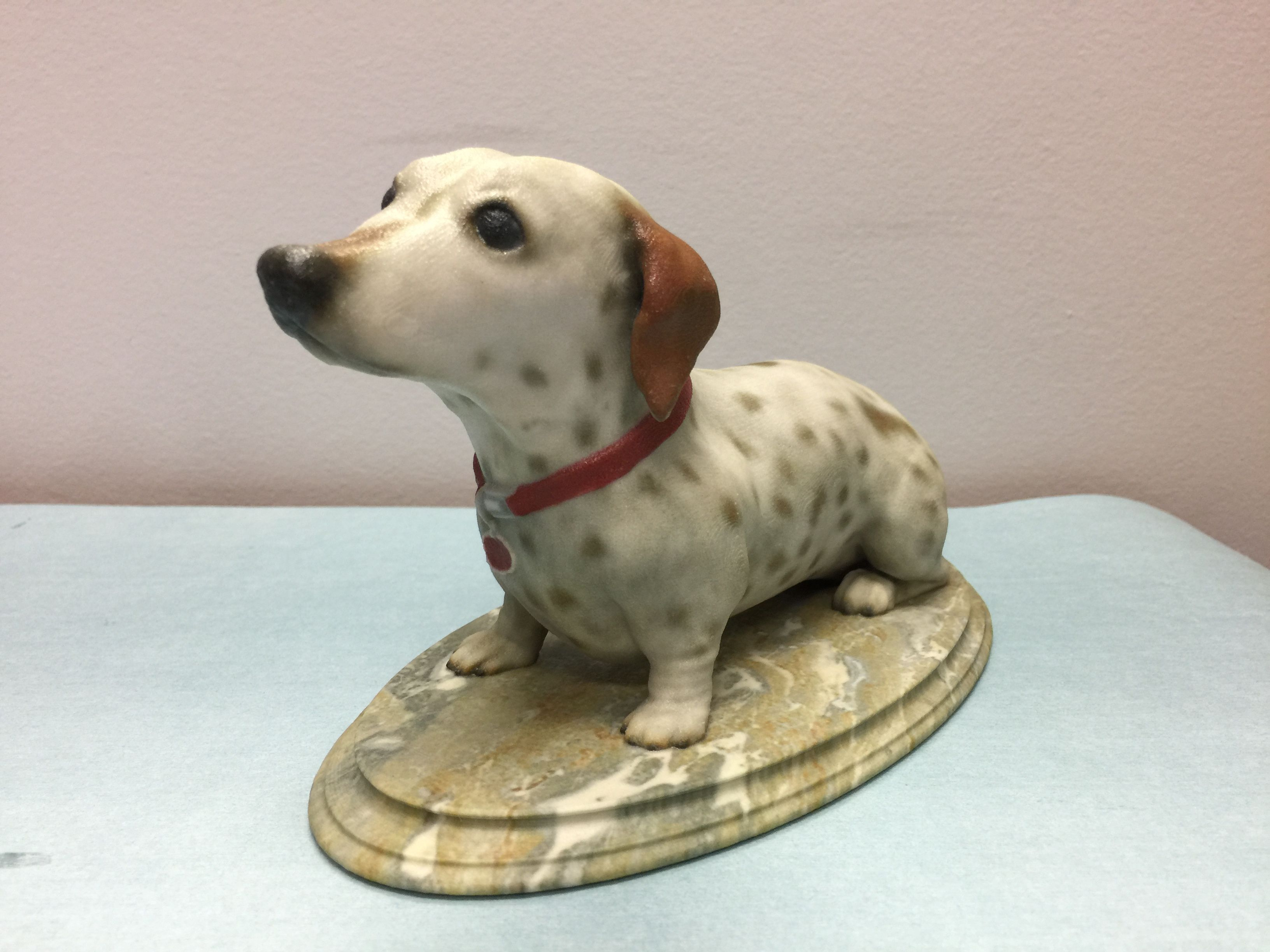 We Make 3d Selfie 3d Figurine Made Of Sandstone Just From Your Photo Family Figurine Pets Photo