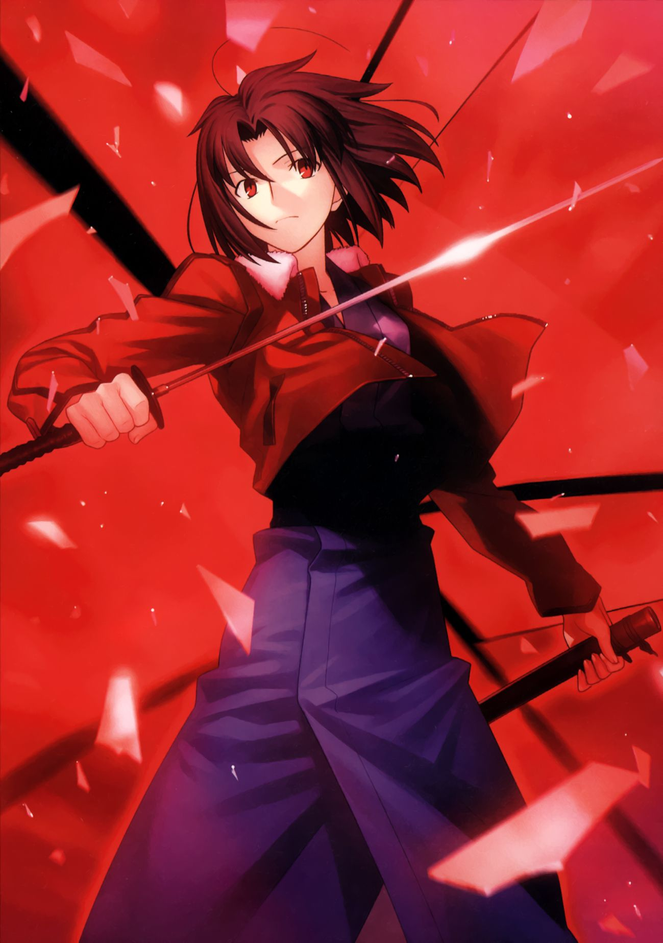 Takeuchi Takashi, TYPEMOON, Kara no Kyoukai, catalogue