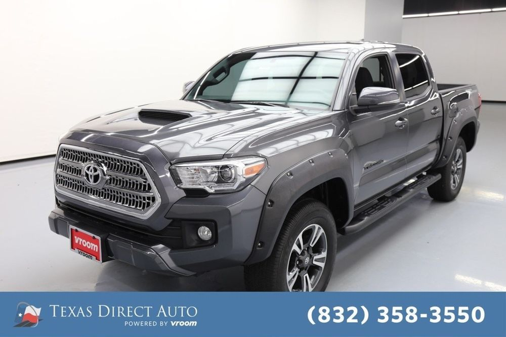 For Sale 2017 Toyota TRD Sport 4dr Double Cab 5.0