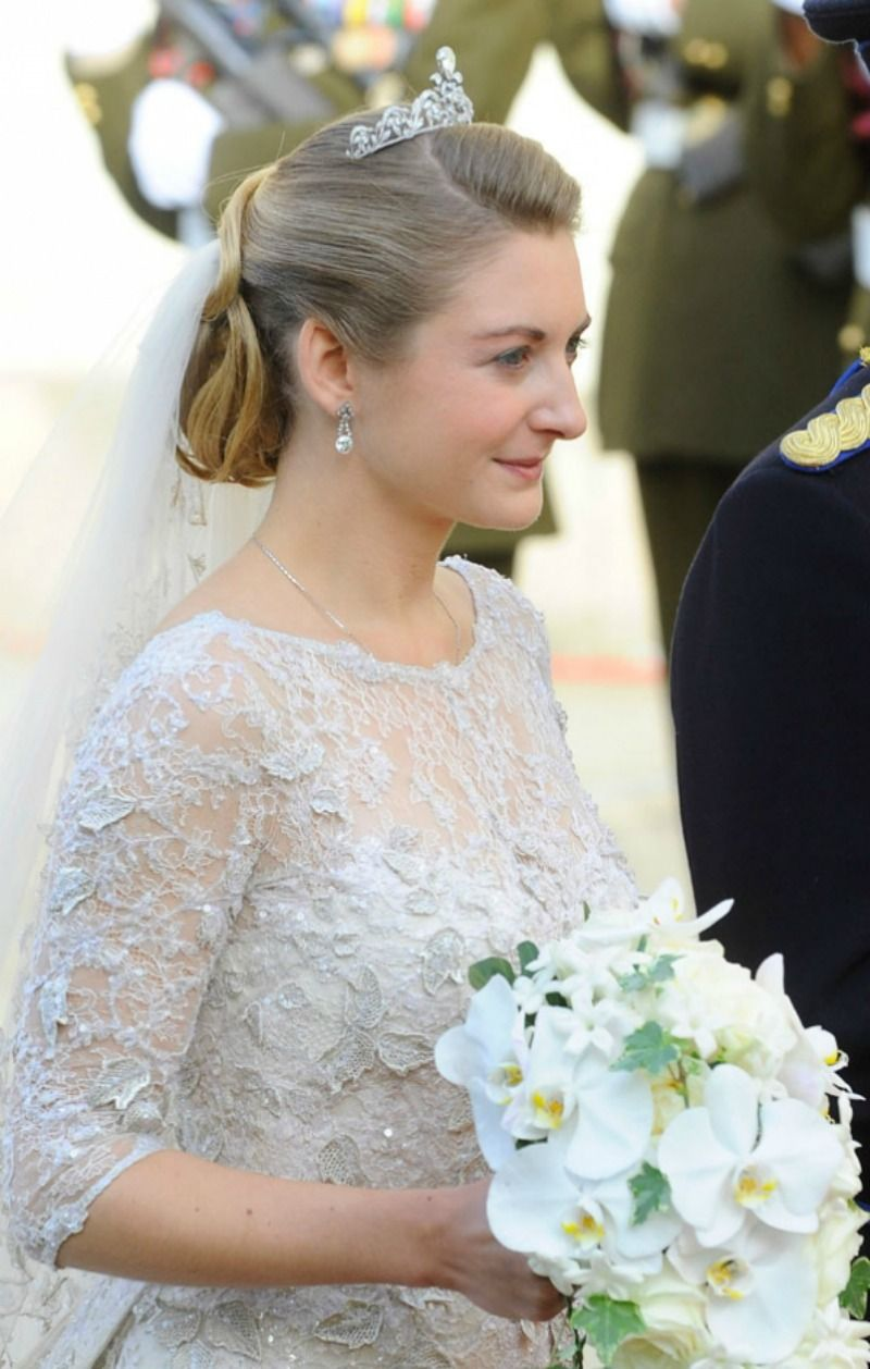 Wedding of Prince Guillaume and Countess Stephanie - Religious ...