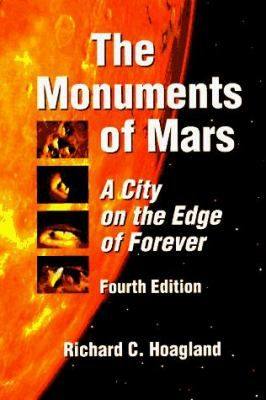The Monuments Of Mars 4th Edition Book By Richard C Hoagland Planetary Science Jupiter S Moon Europa Life On Mars