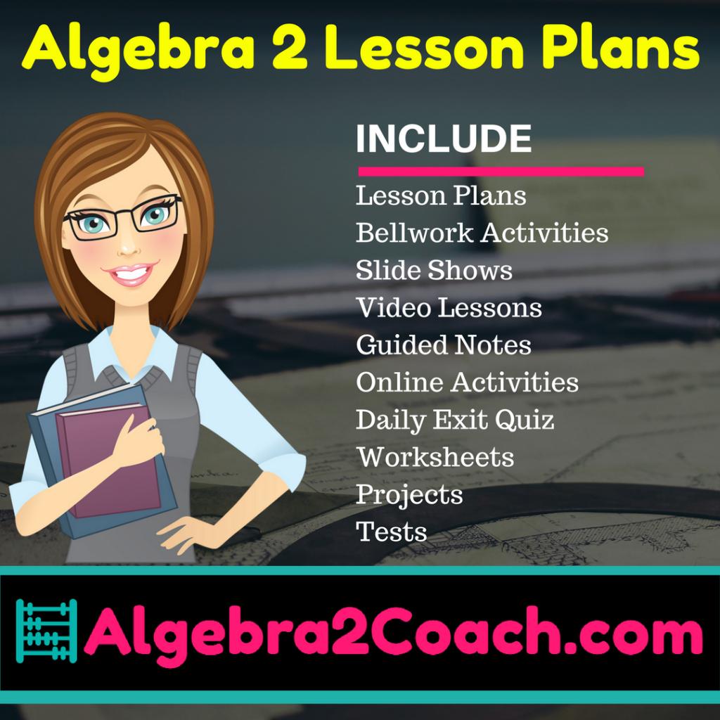 Algebra 2 Teacher Hacks