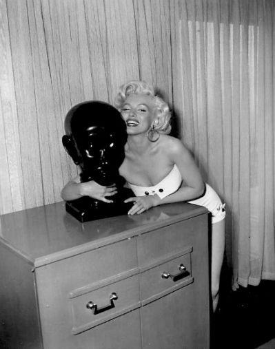 99 mejores imágenes de Marilyn