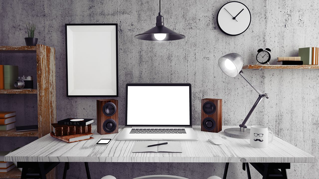 Limited Budget? Clever Tips For Redesigning Your Home Office .