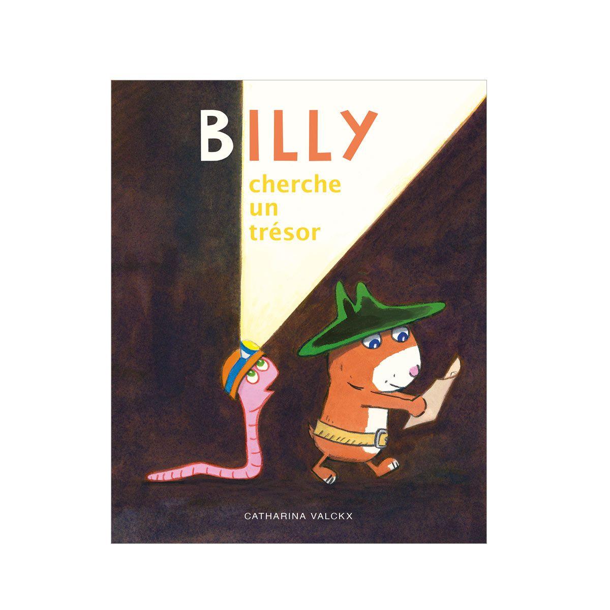 Livre Billy Cherche Un Tresor Les Preferes Des Enfants
