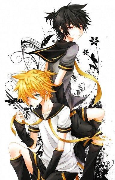 ร ปภาพท เก ยวข อง Vocaloid Vocaloid Len Anime