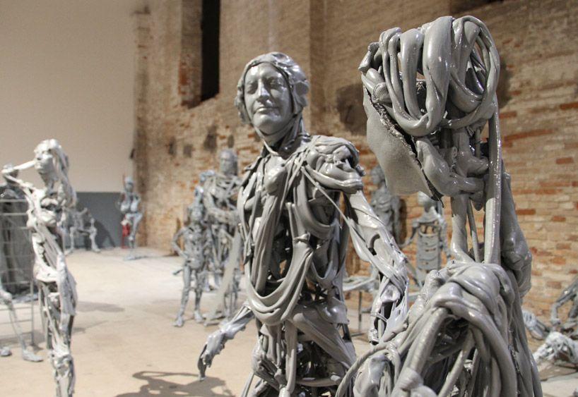 Venetians  | pawel althamer (2013) Poland; The 55th Venice Biennale