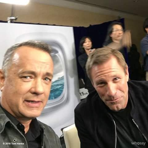 New Selfie From Tom Hanks Tomhanks Actor Legend Photooftheday