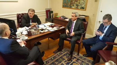 mykonos ticker: Επαφές Γ. Χαζτημάρκου στην Νέα Υόρκη για Τουρισμό ...