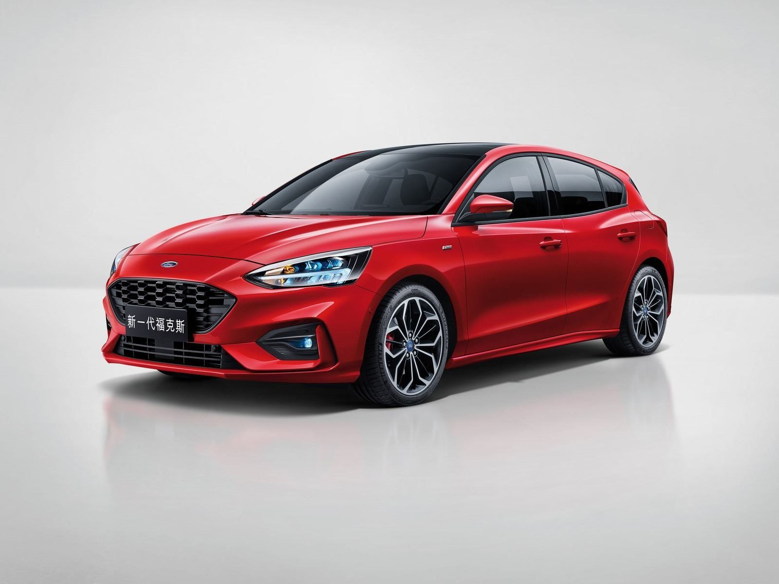 The Compact Car With Global Ambitions Ford Focus Ford Autos