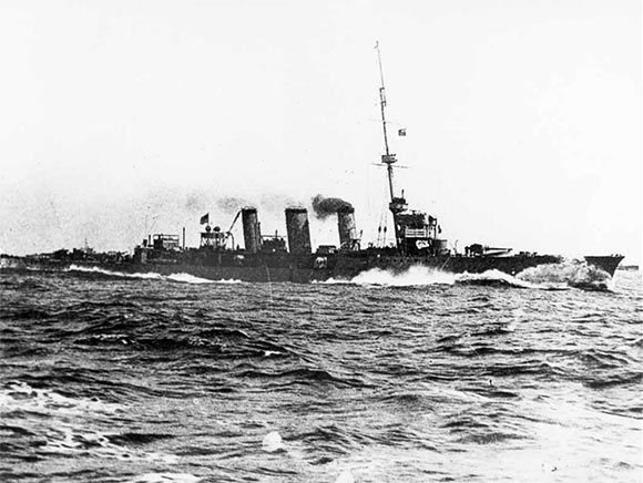 """Resultado de imagen de HMS Arethusa 1914"""""""