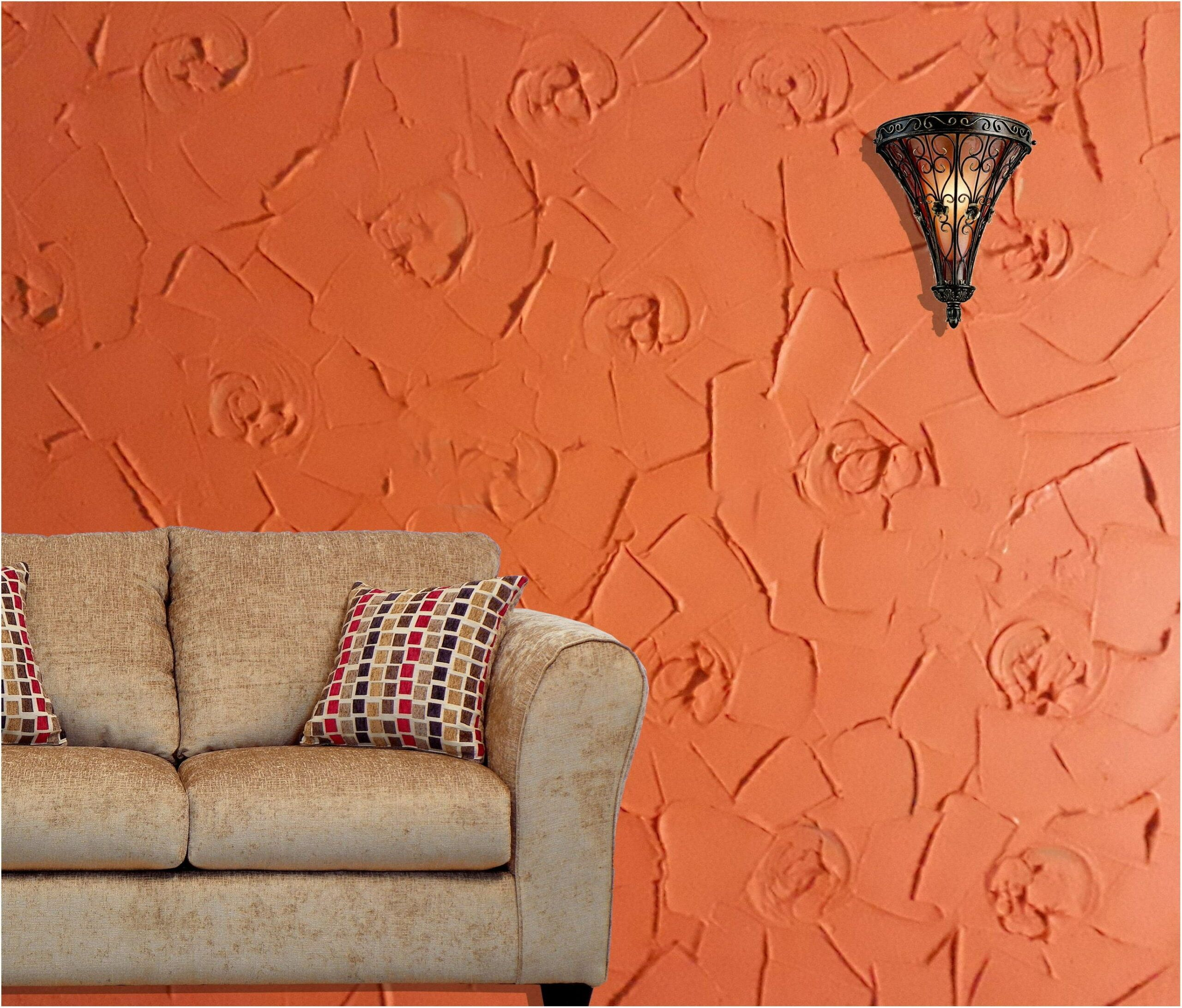 Living Room Texture Paint Designs For Hall | Textured ...