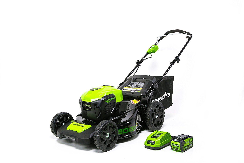Best Battery Lawn Mower 2021 Best Push Lawn Mower 2021   Buyer's Guide | Cordless lawn mower